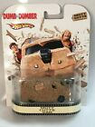 HOT WHEELS CUSTOM RETRO ENTERTAINMENT DUMB AND DUMBER MUTT CUTTS VAN LIMITED R R