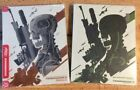 TERMINATOR 2 Blu Ray BOTH Mondo Steelbook Reg  Variant Best Buy James Cameron