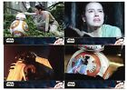 2016 Topps Star Wars The Force Awakens Complete Set - Limited Edition 24