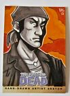 2013 Cryptozoic The Walking Dead Comic Trading Cards Set 2 22