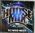 NONSTOP HOUSE MUSIC VOLUME ONE CD MIXED BY DJ WILD WEST CHICAGO NEW