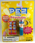 PEZ UNCLE SAM KEY CHAIN, 1998 SEALED IN DISPLAY CARD