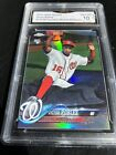 2018 Topps Baseball Factory Set Chrome Rookie Variations Gallery 17