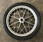 BMW R80 R100 RT RS Snowflake Front Wheel 1st Generation