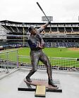 Roberto Alomar Bobblehead and Frank Thomas Statue Stadium Giveaways 19