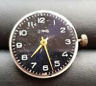 ZIM 1-54 15 JEWELS MEN'S WRISTWATCH MOVEMENT FOR PARTS OR SERVICE USSR