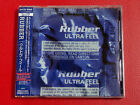 RUBBER Ultra Feel WPCR-10888 JAPAN CD w/OBI 01166