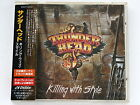 THUNDERHEAD Killing With Style+1 VICP-5312 JAPAN CD w/OBI 219az61