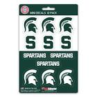 Michigan State Spartans Mini Decals Stickers 12 Pack FAST USA SHIPPER