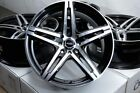17 Wheels Saturn Ion SC Scion XA XB Aerio Fortwo Corolla Civic Accord Black Rim