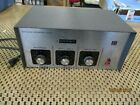 vintage Knight KN-3210 RCA 6L6GC 12AX7 6CA4 Tube Amplifier Amp WORKS!