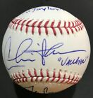 Charlie Sheen Signing Major League Autographs for 2014 Topps Archives Baseball 5