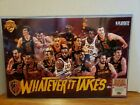 LeBron James Cleveland Cavaliers signed 11x17 Photo COA
