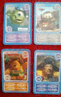 Morrisons Disneyland Paris Magical Moments E4 F4 H4 J4 Shiny Holo Trading Cards