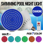 Swimming Pool Light 110V 35W RGB LED With Remote Control PC Cover Garden Spas