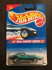 HOT WHEELS CORVETTE STINGRAY Real Riders Series Die Cast 4 4