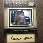 2016 Upper Deck Alien Anthology Trading Cards - ePack Release 9