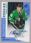 ROOPE HINTZ RC AUTO 18-19 SP GAME USED AUTOGRAPH BLUE AUTHENTIC ROOKIES