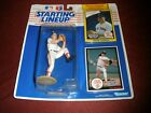 1990 ROGER CLEMENS STARTING LINEUP ACTION FIGURE SLU REDSOX ROOKIE YEAR