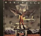 Marchello- Destiny (1989 CD. CBS Records) Giant, Los Angeles, Human Temple