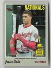 2019 Topps Heritage High Number Baseball Cards 37