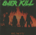 OVERKILL-FEEL THE FIRE CD NEW
