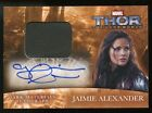 2013 Upper Deck Thor: The Dark World Actor Autographs Guide 23
