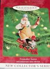 Hallmark Keepsake Ornament  - Collector's Series - TOYMAKER SANTA   U