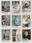 1978 Topps Superman the Movie Trading Cards 16