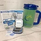 Weight Watchers 32oz Water Mug Cup Whirly  Points Plus Calculator Daily Food