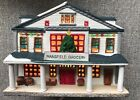 Lemax Christmas Village Collection Mansfield Grocery Lighted House 1995 Rare!