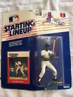 Starting Lineup Sports Super Star Collectible Detroit Tigers Lou Whitaker