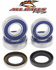 Rear Wheel Bearings BMW G650 X Moto 06 07 ALL BALLS 25-1673