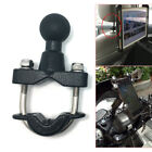 1 inch Black Ball Motorcycle Handlebar Phone Camera GPS Cylinder Pump Cap Mount