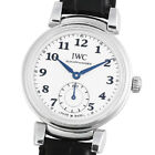 Free Shipping Pre-owned IWC Da Vinci Automatic 150 Years IW358101 Limited Watch