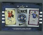 2018 Leaf Metal Perfect Game All-American Hobby Baseball Box