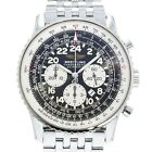 BREITLING Navitimer Cosmonaute 24-hour dial Watch Automatic Chronograph A22322