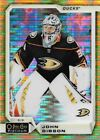 John Gibson Rookie Card Guide 12