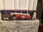 Sunoco 1995 Collectors Edition Aerial Tower Fire Truck With Lights