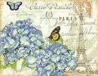 Dimensions Crafts Counted Cross Stitch Kit, Paris Hydrangea