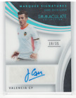 2017 Panini Immaculate Collection Soccer Cards 16