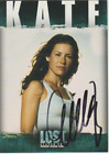 Evangeline Lilly authentic LOST Inkworks autograph auto card JSA COA
