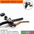 Hydraulic Brake Clutch Lever Master cylinder Electric Motorcycle Scooter 22MM