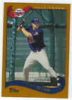 2002 Topps Traded and Rookies Baseball Cards 7