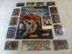 1985 Hasbro Transformers Action Cards Trading Cards 9