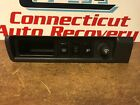 1992 GEO STORM DEFROST FOG LIGHT SWITCH CUBBY 170