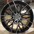 19 INCH RIMS FIT BMW 6 5 4 SERIES COMPETITION 328 330 340 435 428 550 540 WHEELS