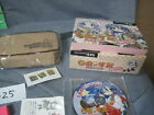 Lucky Star Japan Anime Collectors Stuff Lot 75 Nintendo DS Promo Stuff no game