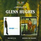 Glenn Hughes : The Way It Is and Building the Machine CD (2008)