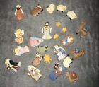 Kurt Adler J3767 Wooden Nativity Advent Calendar 24 Replacement Magnets